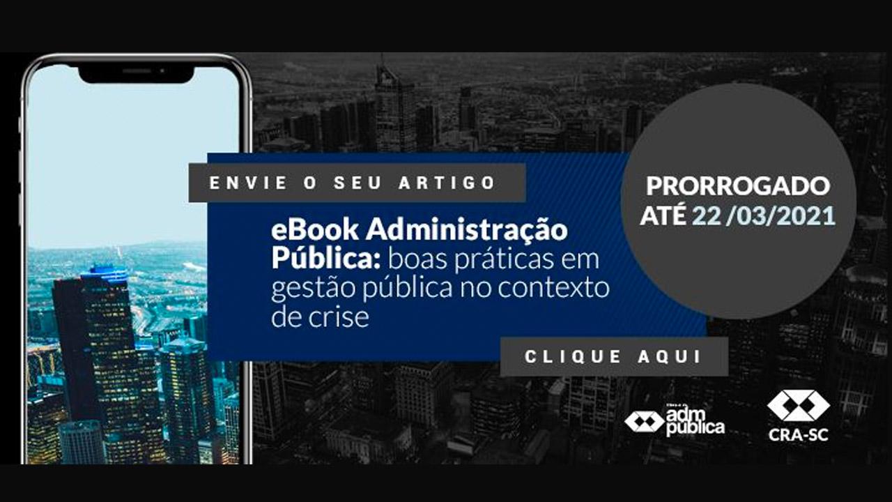 Ebook Administração Pública: Boas práticas em gestão pública no contexto de crise