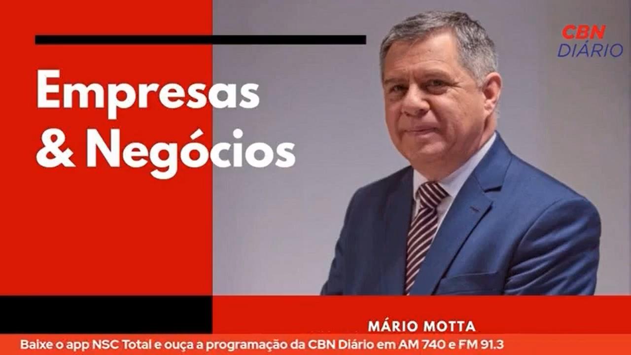 Entrevista CBN Diário – Presidente do CRA-SC