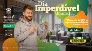 Campanha Dia Imperdível Unimed – 26 de Maio
