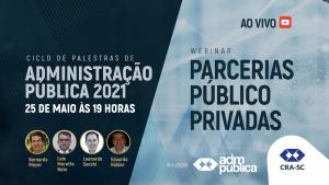 WEBINAR – Parcerias Público-Privadas