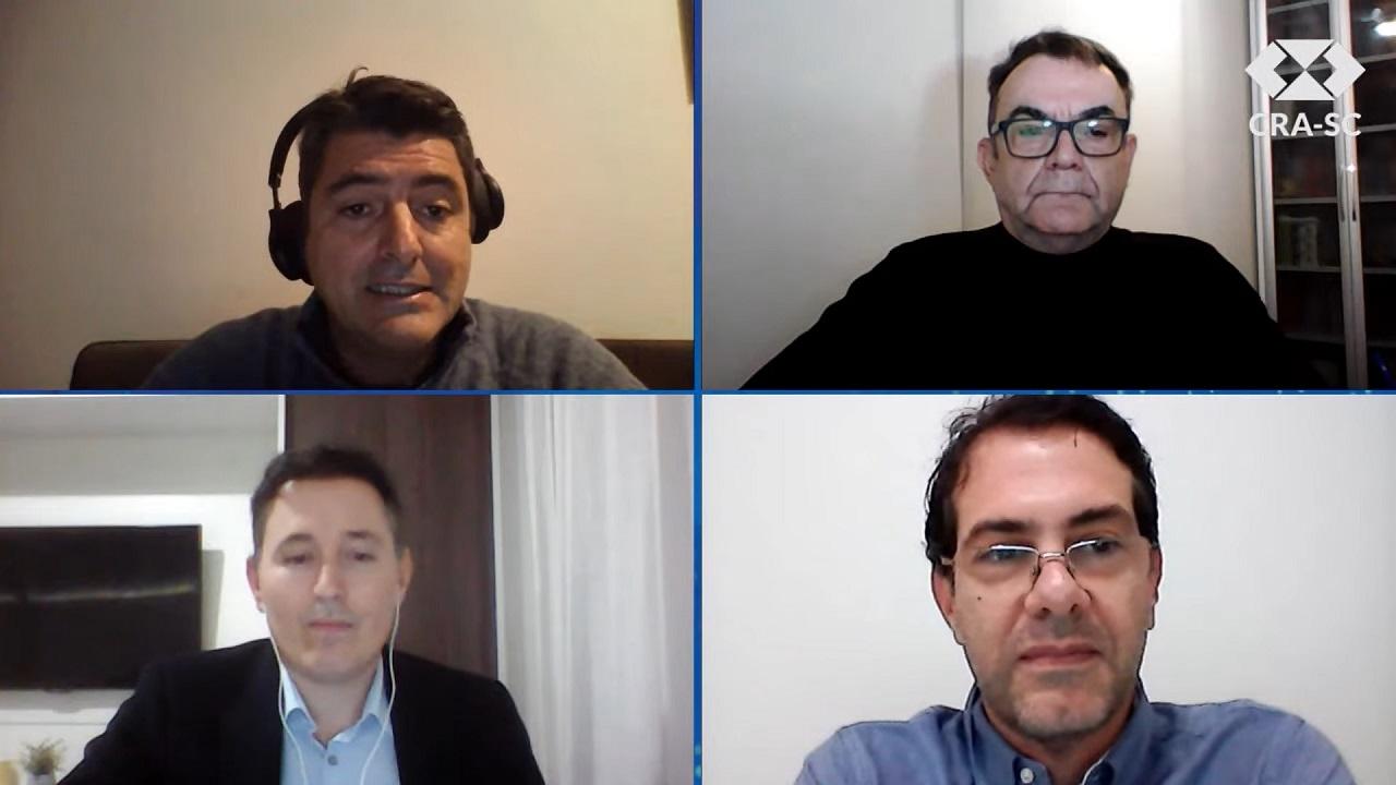 Debate sobre parcerias público-privadas marca Webinar no YouTube