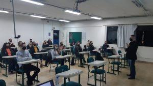 Palestra sobre o CRA-SC é ministrada em Pinhalzinho