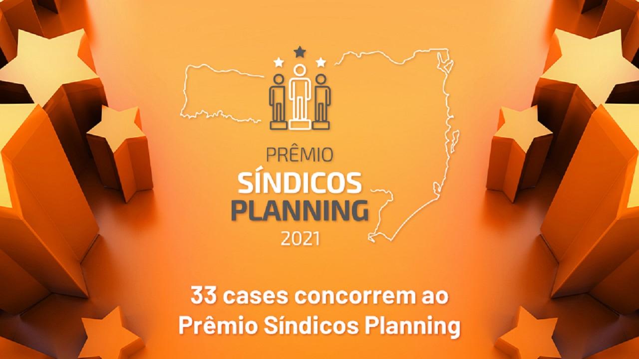 33 cases concorrem ao Prêmio Síndicos Planning