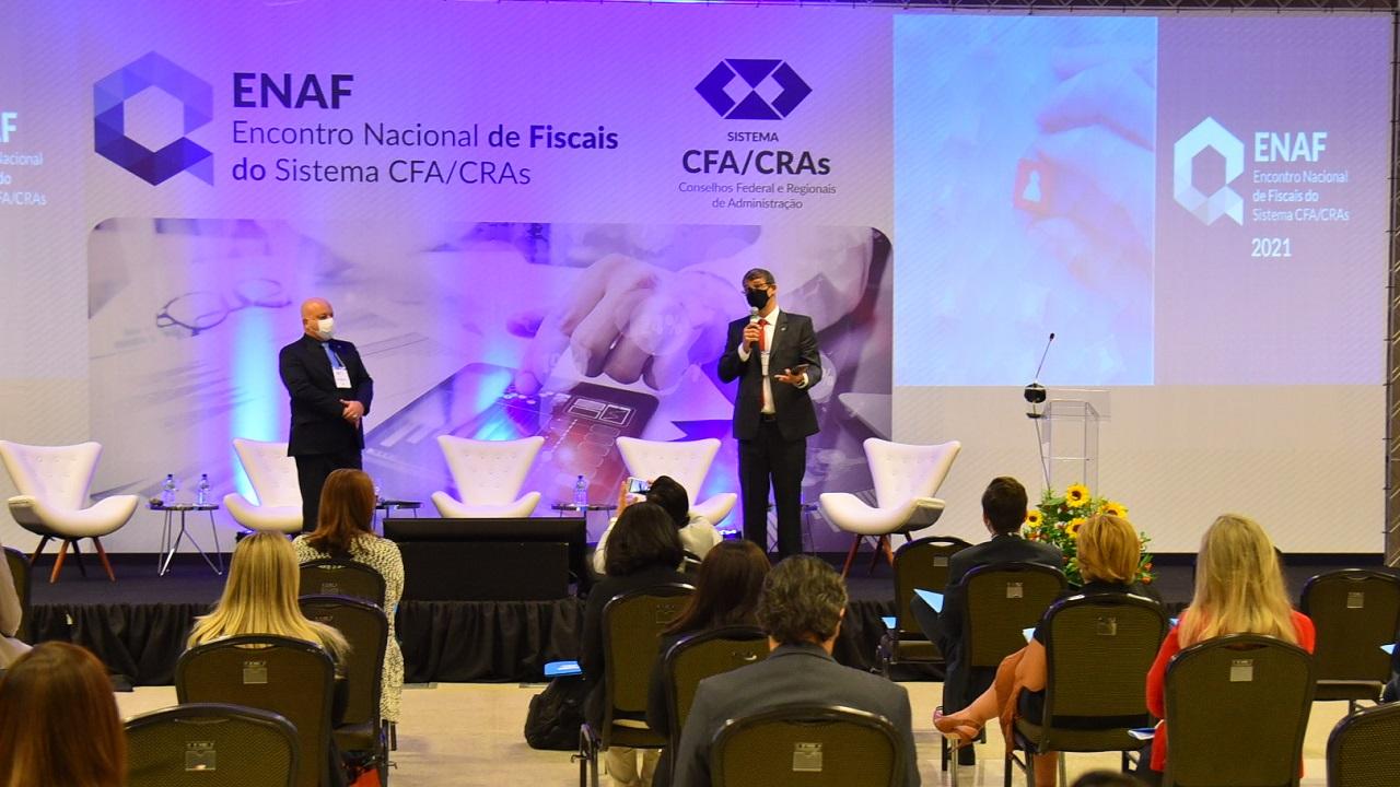 Enaf é aberto oficialmente em Brasília