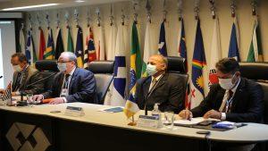 Plenária do CFA é aberta em Brasília