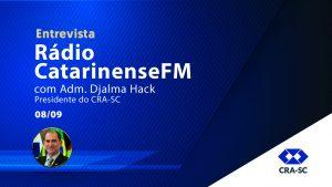 Entrevista – Rádio Catarinense FM