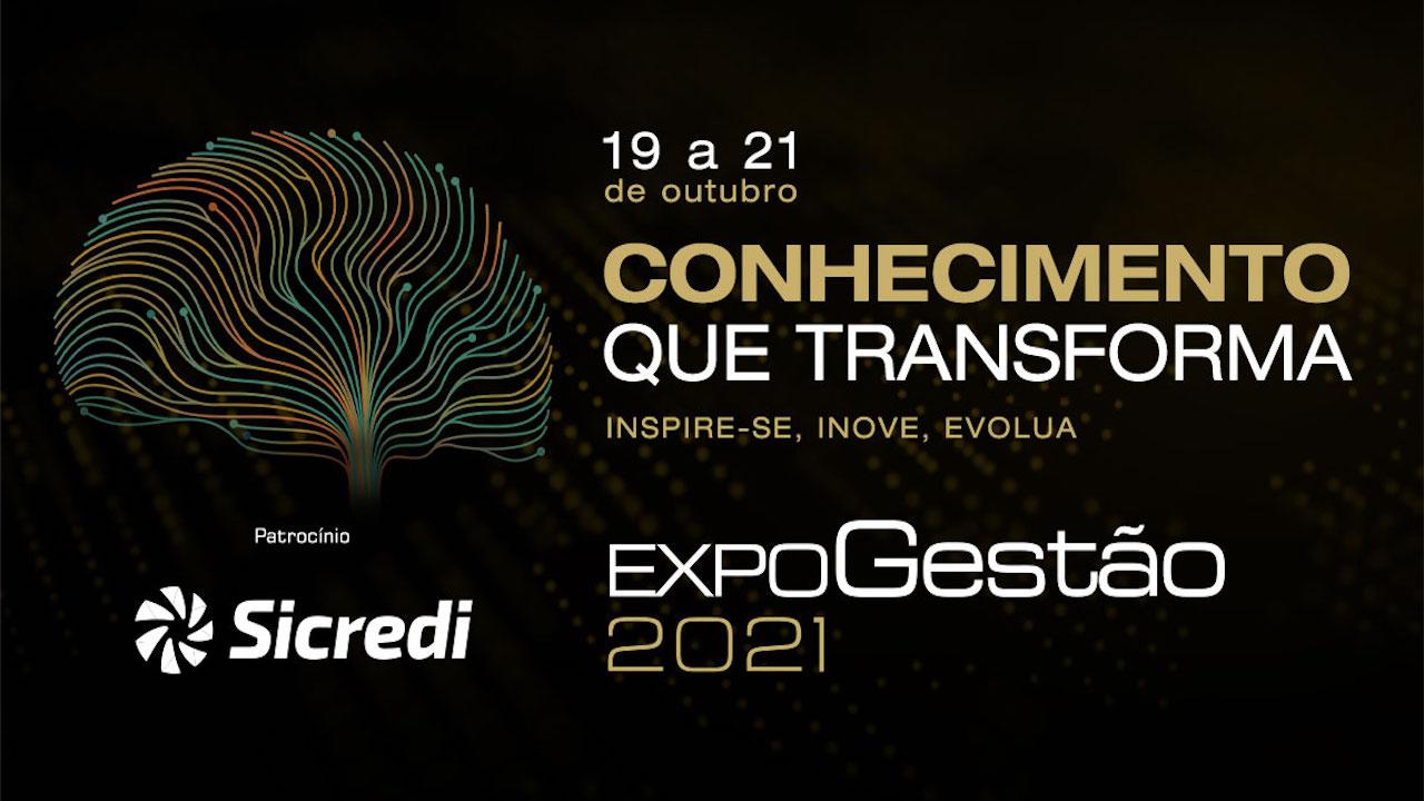 ExpoGestão 2021 será realizada em formato virtual